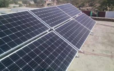 سولرسسٹم سے بجلی حاصل کرنیوالوں کیلئے بری خبر