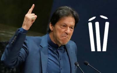 عمران خان نے بھارت کو کلین بولڈ کر دیا