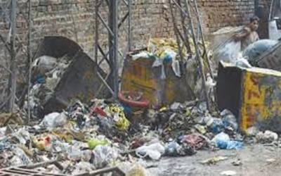 لاہور میں کوڑا کرکٹ اٹھانے کا ٹاسک مکمل