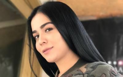 اداکارہ حمائمہ ملک کی تحریری پوسٹ نے مداحوں کو پریشان کردیا