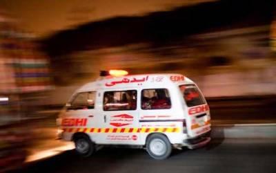 بھاٹی گیٹ لرزہ خیز حادثہ، تین دوست جاں بحق ہوگئے