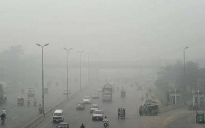 ائیر کوالٹی انڈیکس میں پاکستان کی فضاء آلودہ اور خطرناک قرار