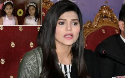 اداکارہ صوفیہ مرزا کا اپنی بچیوں کے اغوا سےمتعلق نیا انکشاف