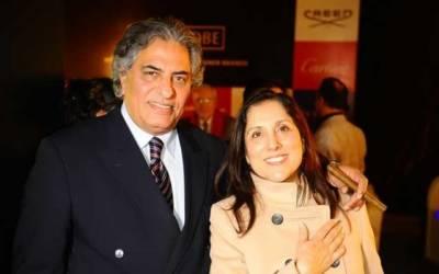 عثمان پیرزادہ نے ثمینہ پیرزادہ سے شادی کی وجہ بتا دی