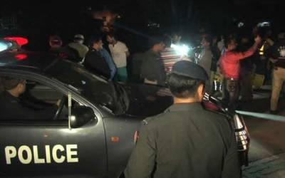 مبینہ پولیس مقابلے میں دو ڈاکو ہلاک