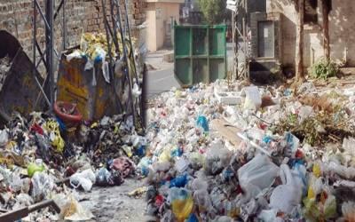 باغوں کا شہر ایک بار پھر کچرے کے ڈھیر میں تبدیل