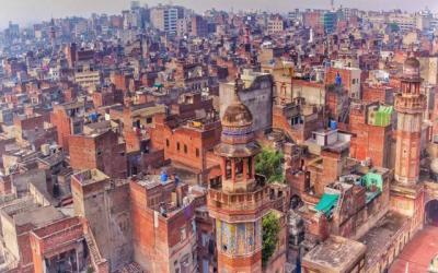 لاہور کے 68 مقامات حساس قرار دے دیئے گئے