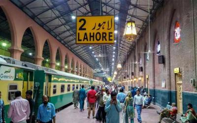 لاہور ریلوے اسٹیشن پر افسوسناک واقعہ