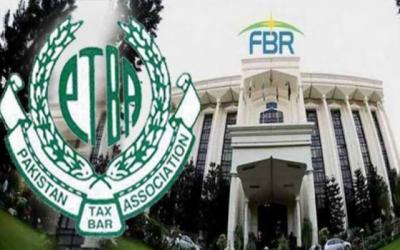 پاکستان ٹیکس بار نےایف بی آر سے بڑا مطالبہ کردیا