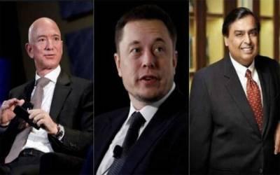 دنیا کا امیر ترین شخص کون؟ فہرست جاری