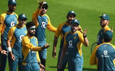 پاکستان کرکٹ ٹیم کے دو اہم کھلاڑی