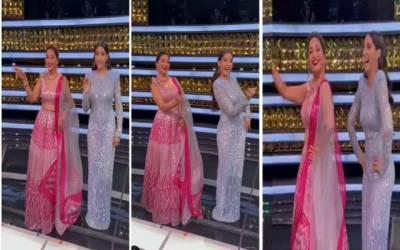 Madhuri Dixit Dance Video