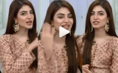 دلہن بننے کا بہت شوق ہے؛ اداکارہ کنزہ ہاشمی کی ویڈیو وائرل