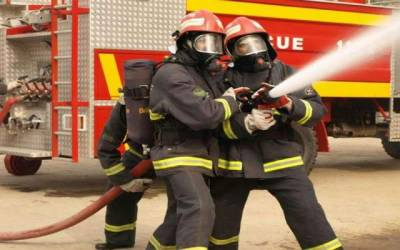Intl Firefighters Day