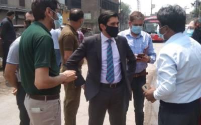کمشنر لاہور نے محکموں کو اہم ذمہ داریاں سونپ دیں