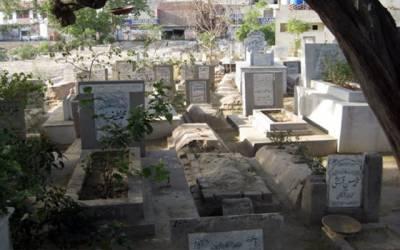 graveyard Township