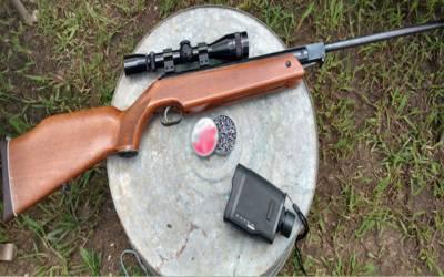 Air Gun use banned