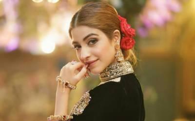 actress kinza Hashmi