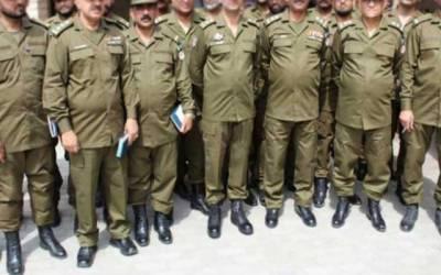پنجاب پولیس افسروں کے تبادلے