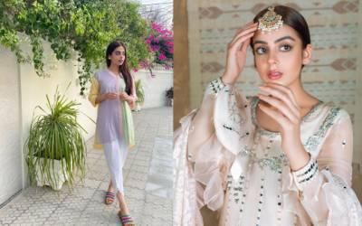 اداکارہ یشمیٰ گل کی منڈی میں سیر سپاٹوں کی ویڈیوز وائرل