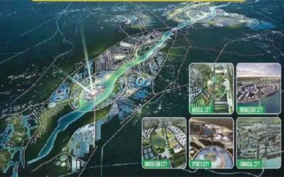 سینٹرل بزنس ڈسٹرکٹ ڈویلپمنٹ اتھارٹی کا پلاٹوں کی باقاعدہ نیلامی کا فیصلہ