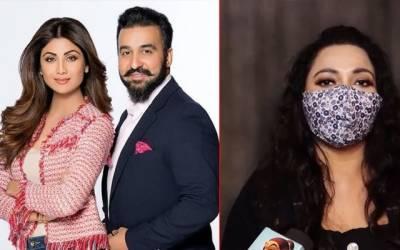 اداکارہ شلپا شیٹی کے شوہر غیراخلاقی فلم بنانے کے الزام میں گرفتار