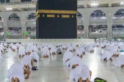حج کے دوران کورونا احتیاطی تدابیر پر عمل درآمد کیلئے سعودی عرب کو شاباش