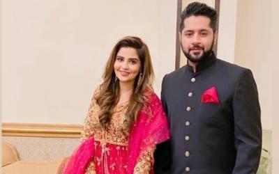 اداکار عمران اشرف کی اہلیہ نے مداحوں کو خوشخبری سنادی