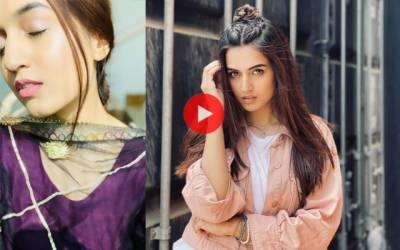 معروف اداکارہ حرا خان بال بال بچ گئیں؛ ویڈیو شیئر کردی
