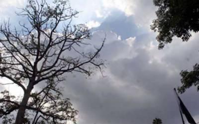 محکمہ موسمیات کی مطلع جزوی طور پرابرآلو رہنے کی پیشگوئی
