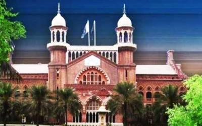 نئے چیف سیکرٹری پنجاب کو توہین عدالت پرنوٹس جاری
