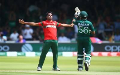 قومی کرکٹ ٹیم کے دورہِ بنگلہ دیش کا اعلان