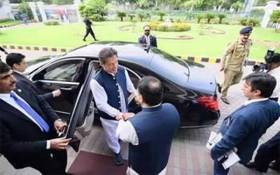 وزیر اعظم عمران خان کا متوقع دورہ لاہور ،اہم بریفنگ کی تیاری