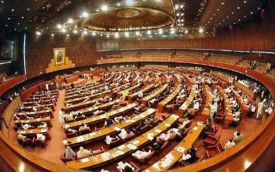 اراکین پارلیمنٹ کی تنخواہوں میں اضافے کی سمری مسترد