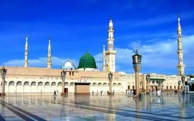 مسجد نبوی میں فرض نمازیں ادا کرنے کیلئے اجازت نامہ ضروری نہیں