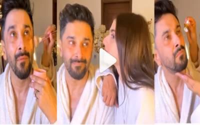 Hira mani and mani video viral