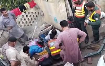 Roof Collapse in Batapur- Lahore