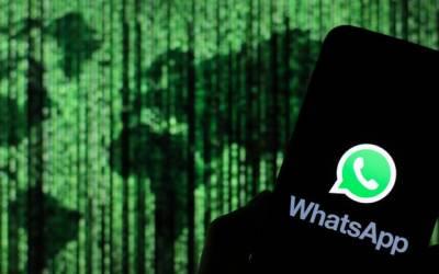 WhatsApp user
