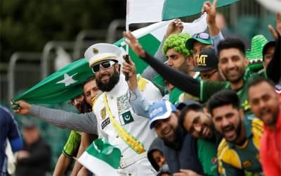 Cricket fans allow to go stadium