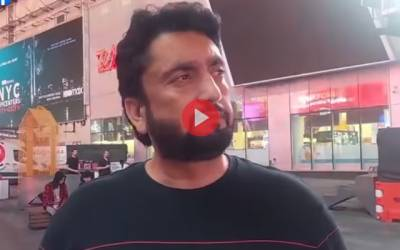 Shehryar Khan Afridi viral video new york