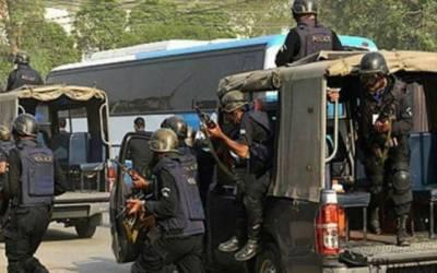 ctd arrest four 'militants' in lahore