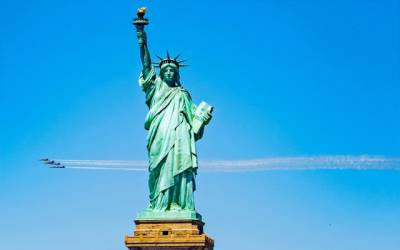 american liberty statue