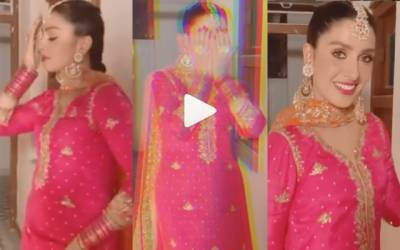 ayeza khan dance video viral