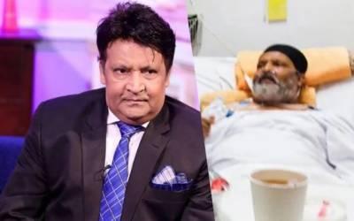 Pakistan's comedy legend Omer Sharif critically ill