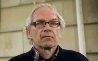 Swedish cartoonist Vilks