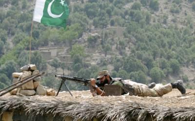 Solider martyrs in north Waziristan