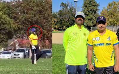 Umar Akmal in USA to play cricket