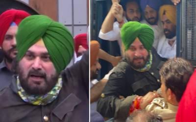 Navjot Singh Sidhu Arrested