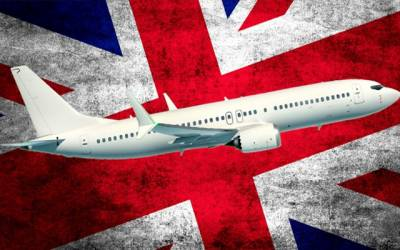 Fly to UK new rules