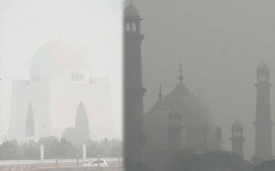 air quality index lahore